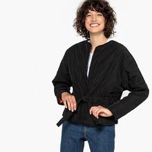 La Redoute Collections | Куртка стеганая тонкая с завязками | Clouty