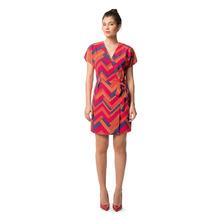 Best Mountain | Платье прямое средней длины с графическим рисунком | Clouty