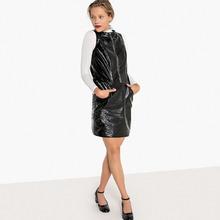 La Redoute Collections | Платье короткое на молнии спереди | Clouty