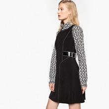 La Redoute Collections | Платье расклешенное короткое без рукавов | Clouty