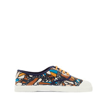Bensimon | Кеды Butterfly Silk | Clouty