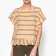 Toupy | Блузка из оригинальной ткани AMANDA | Clouty