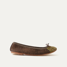 MEHER KAKALIA | Балетки кожаные | Clouty
