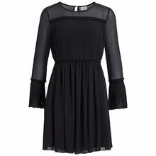 Vila | Платье-миди, длина 3/4, длинные рукава | Clouty