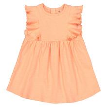 La Redoute Collections | Платье расклешенное с воланами, 1 мес.- 3 лет, Oeko Tex | Clouty