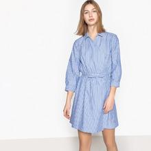 Best Mountain | Платье расклешенное средней длины с рисунком | Clouty
