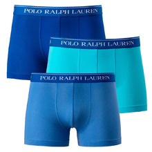 POLO RALPH LAUREN | Комплект из 3 трусов-боксеров | Clouty