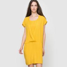 Vila | Платье из струящейся ткани | Clouty