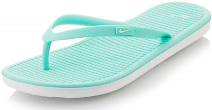 NIKE | Шлепанцы женские Nike Solarsoft II | Clouty