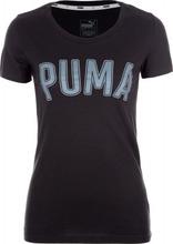Puma   Футболка женская Puma Athletic   Clouty