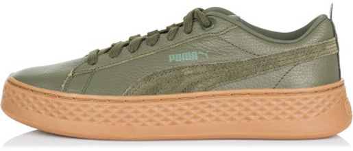 Puma   Кеды женские Puma Smash Platform, размер 36,5   Clouty