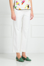 Chloé   Хлопковые брюки   Clouty