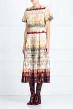 VALENTINO | Платье с принтом | Clouty
