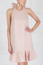 VALENTINO   Шелковое платье   Clouty