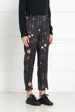 Isabel Marant   Шелковые брюки Oya с принтом   Clouty
