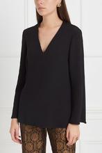 Etro   Шелковая блузка   Clouty