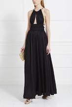 Derek Lam   Шелковое платье   Clouty
