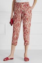 Bottega Veneta | Шелковые брюки | Clouty