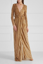 Elisabetta Franchi | Платье в пол | Clouty