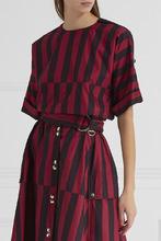 NINA RICCI | Блузка в полоску | Clouty