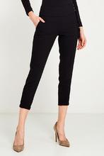 Elisabetta Franchi | Черные брюки с манжетами | Clouty