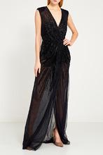 Elisabetta Franchi | Платье с блестящей вышивкой | Clouty