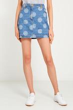 KENZO | Джинсовая юбка с отделкой | Clouty