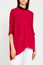 GUCCI   Розовая блузка oversize   Clouty