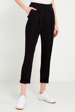 Isabel Marant   Черные брюки с защипами   Clouty