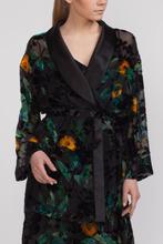 Alena Akhmadullina   Жакет из деворе с цветами   Clouty