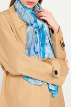 Eleganzza | Платок с цветными разводами | Clouty
