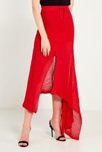 MARQUES'ALMEIDA   Красная юбка-макси   Clouty