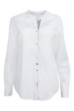 Van Laack | Белая рубашка из хлопка | Clouty
