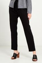 Gerard Darel   Черные брюки с эластичным поясом   Clouty