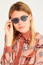 GUCCI | Голубые солнцезащитные очки | Clouty