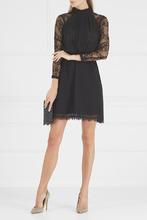 Blugirl Blumarine | Платье с кружевом | Clouty