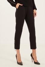 Elisabetta Franchi | Черные брюки со стрелками | Clouty