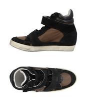 Philippe Model | PHILIPPE MODEL Высокие кеды и кроссовки Женщинам | Clouty