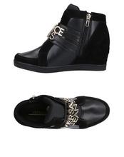 Versace Jeans   VERSACE JEANS Высокие кеды и кроссовки Женщинам   Clouty