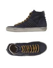 Leather Crown | LEATHER CROWN Высокие кеды и кроссовки Женщинам | Clouty