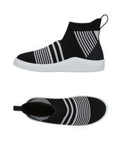 Adno | ADNO® Высокие кеды и кроссовки Женщинам | Clouty