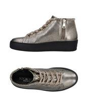 Stokton | STOKTON Высокие кеды и кроссовки Женщинам | Clouty