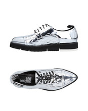 Love Moschino   LOVE MOSCHINO Обувь на шнурках Женщинам   Clouty