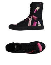 Giamba   GIAMBA Высокие кеды и кроссовки Женщинам   Clouty