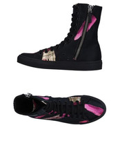 Giamba | GIAMBA Высокие кеды и кроссовки Женщинам | Clouty
