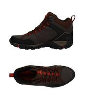 Merrell | MERRELL Высокие кеды и кроссовки Мужчинам | Clouty