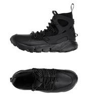 NIKE | NIKE AIR FOOTSCAPE MID Высокие кеды и кроссовки Женщинам | Clouty