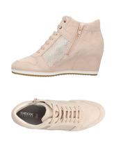 Geox | GEOX Высокие кеды и кроссовки Женщинам | Clouty