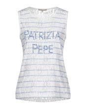 Patrizia Pepe | PATRIZIA PEPE Топ без рукавов Женщинам | Clouty