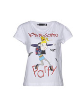 Love Moschino | LOVE MOSCHINO Футболка Женщинам | Clouty
